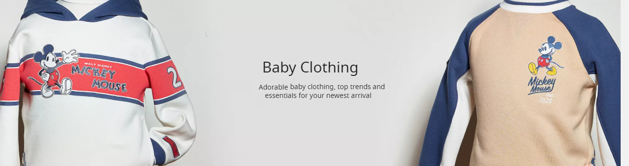 Baby Clothing Online Shop In UK