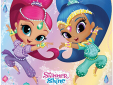 Shimmer and Shine Kids Collections