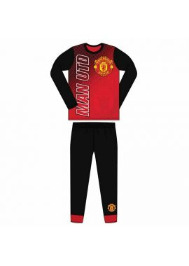 Boys Manchester United  Pyjamas Pjs  Official Age 4-5 / 5-6 / 7-8 / 9-10 / 11-12 Years