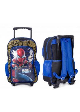 Character of Iron Spider Trolley Bag Suitcase Travel Wheeled Luggage