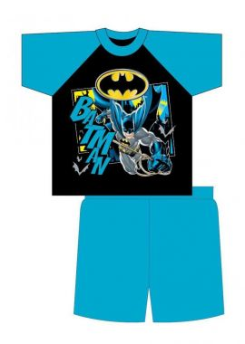 Official DC Batman Shortie With Spider Logo For Summer Age 4/5, 5/6, 7/8 and 9/10 Years