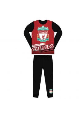 Boys Older Liverpool Fc Sublimation Pyjamas