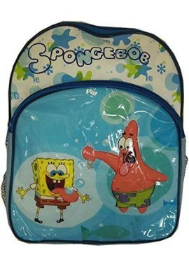 Spongebob Squarepants Kids Boys Children's Backpack Rucksack school bag Bargain