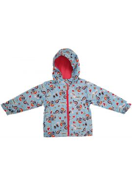 Kids My Little Pony Girls Zip Hoodie Skyblue Sweet Cute Age 2/3, 4/5, 6/7 And 8/9 Years
