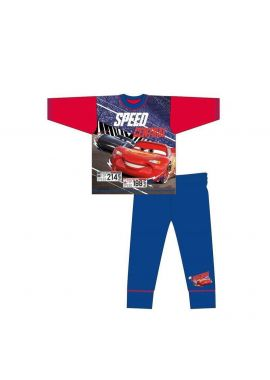 Disney Lightning McQueen Cars Pyjamas Pajamas Pjs 5 6 8 10 Years Boys Official
