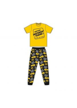 Mens Only Fools And Horses Pyjama Pjs Set Cotton Sizes Small to X Large