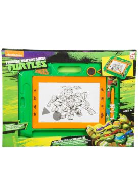 Teenage Mutant Ninja Turtles Magnetic Scribbler Art Drawing Board Pen Medium