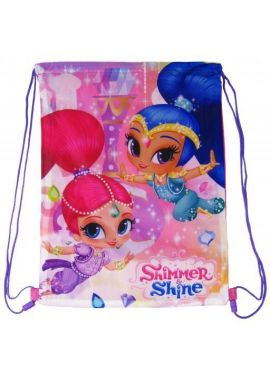100% official Shimmer & Shine Gym/Shoe/Swim/PE Bag