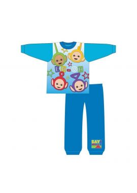 Original Teletubbies EH-OH say hello Pyjamas boys Toddlers 12/18, 18/24 Months; 2/3, 3/4 Years