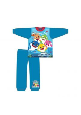 Baby Shark Pinkfong Doo Doo Pyjama Set Boys 18-24 Months, 2-3, 3-4 And 4-5 Years