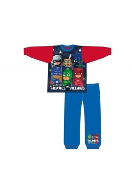 Official PJ Masks Pyjamas Pajamas Pjs Boys Toddlers Catboy Owlette Gekko 18 months to 5 Years