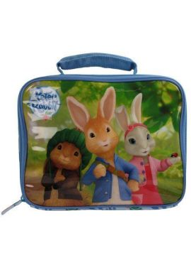 Peter Rabbit Lunch Bag Large Thermal Insulated Kids Cool Snack Food Box