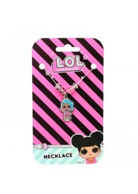 L.O.L. Surprise ! Pendant Necklace For Girls Featuring Her Favourite LOL Dolls