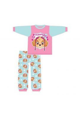 Latest paw patrol New Born Baby Girl Summer Pyjamas For Age 6/9, 9/12, 12/18 And 18/24 Months Children