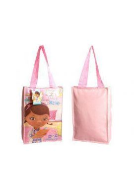 Disney Doc McStuffins Shopping Tote Bag For Girls