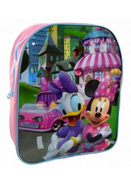 Disney Minnie Mouse Daisy Duck Bag Rucksack Backpack School Nursery