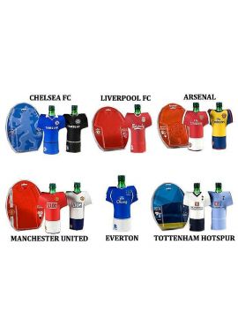 Everton Football Club FC Shirt Kit Drink Bottle Cover Beer/Drinks Cooler NEW