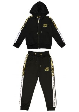 Boys MX 3HSD Tracksuit Jogger Set Brand New With Tags 3-12 Years