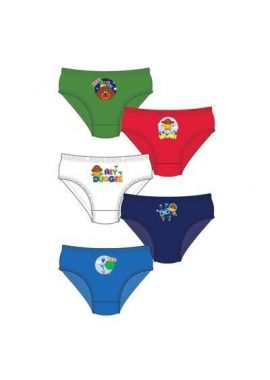 TDP Textiles Hey Duggee Hey Boys 5 Pack Underpant Briefs 1.5-5 Years