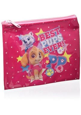 100% Official NEW Girls Paw Patrol Skye Everest Purse Wallet Coin Bag Gift Toy