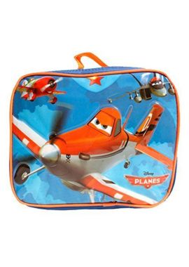 Disney Planes boys insulated raised front school Nursery lunch bag Kids Children