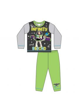 Disney Toy Story Pyjamas Set Boys Infinity To Beyond Nightwear 1.5-5 Years