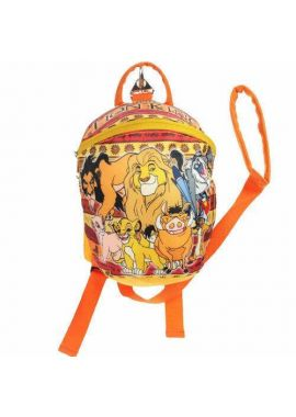 Lion King Baby Toddler Kids Safety Harness Strap Bag Backpack With Reins
