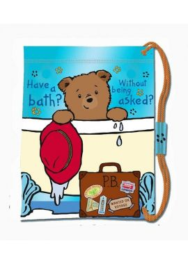 Paddington Bear Gym Trainer Pump Swim Bag