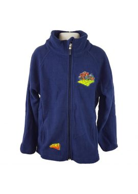 Blaze And The Monster Machines Boys Zip Top Kids Fleece Jacket Jumper Age 3 to 8