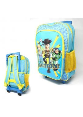 Toy Story Deluxe Large Trolley Backpack with front pocket