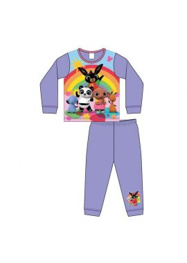 Girls Bing Sula Flop Long Sleeve Pyjamas Set Age 1.5-5 Years