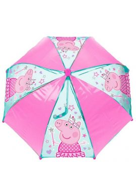 Peppa Pig Pink Umbrella High Quality Kids Rainy Days High