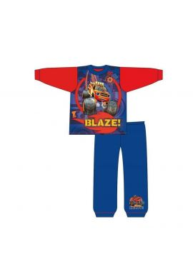 Blaze and the Monster Machines Pyjamas Nightwear Boys Official Genuine Age 2 3 4 5 Years