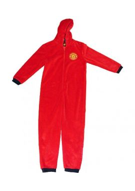 Childrens Manchester United FC Sleepsuit Sizes 4/5 to 5/6 years