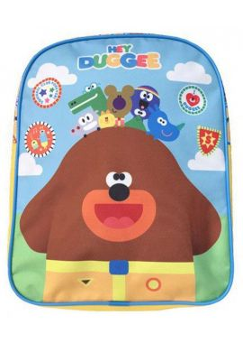 HEY DUGGEE Squirrel Club School Bags Rucksack Kids