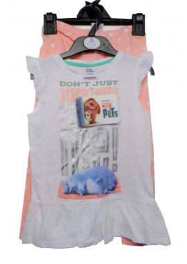 Girls Pet Shop Leggin Sets