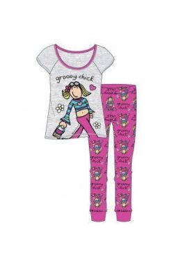 Ladies Groovy Chick Pyjama