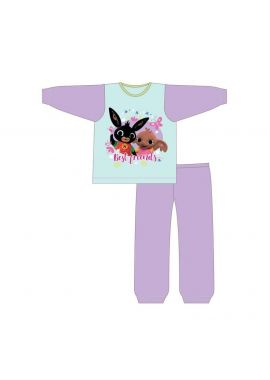Girls Bing Sula Best friends Nightwear Pjs Pyjama Set 12 Months - 4 Years