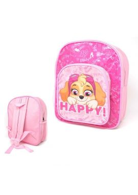 Official Paw Patrol Skye Girls Glitter Junior Backpack Rucksack School Bag New
