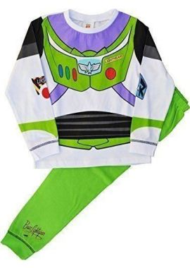 Buzz Lightyear Pyjamas Novelty Dress Up Pyjama Set