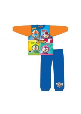 Ages 18-24 Months To 4-5 Years Super Wings Pyjamas