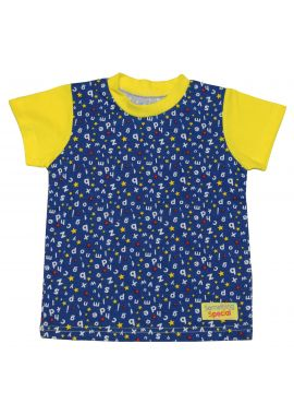 Boys Alphabet Short Sleeve Something Special Kids Tee Shirt 18-24 Months to 5 Years