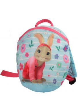 Peter Rabbit Lily Bobtail Nursery Backpack with Harness Detachable Reins Kids Gift