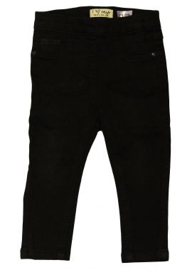 Ex Chainstore Next  Cotton with Stretch Jegging Black 1-8 Years