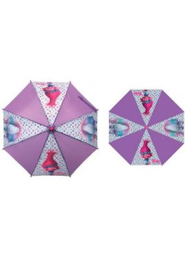Children's Girl's Dreamworks Trolls umbrella Brollie