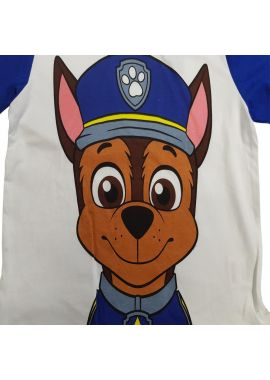 Paw Patrol Children Top Chase T-shirt Sizes from 2 to 7 years