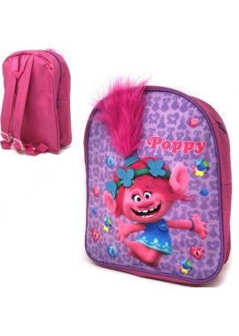 Girls Disney Dreamworks Trolls School Rucksack Backback Children