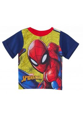 Boys Spiderman Shortie Pyjamas Ages 3-4,5-6,7-8,9-10 Years