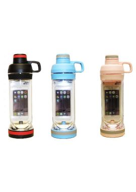 iSPORTS BOTTLE Outdoor Sports Series - Holds iPhone