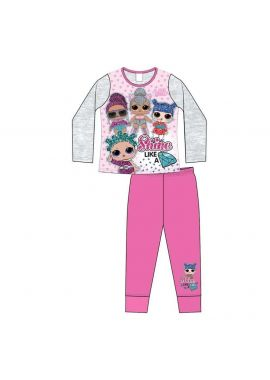 Girls LOL Surprise Shine Like a Diamond Nightwear Pyjamas Set 4-10 Years